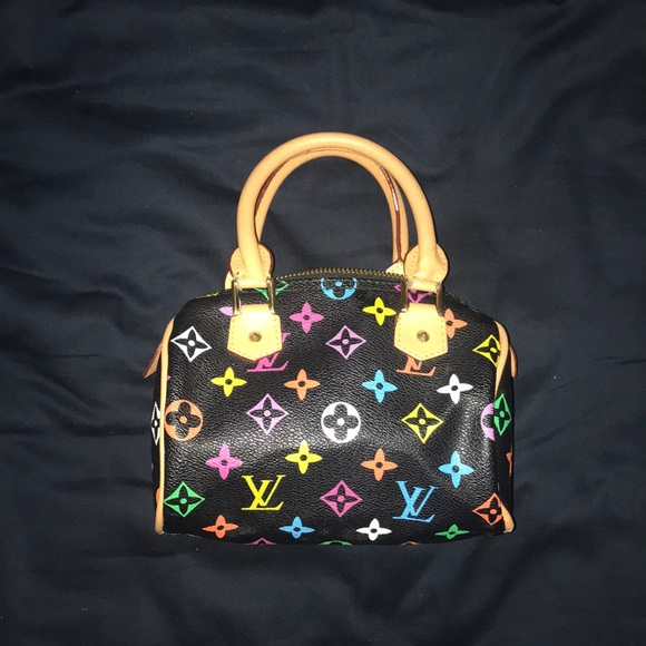 0f0d89eff6a Louis Vuitton Handbags - LOUIS VUITTON Vintage Monogram Mini Sac HL Speedy